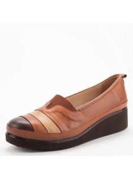 Туфли женские Eletra 1062-1-TABA-MUTI