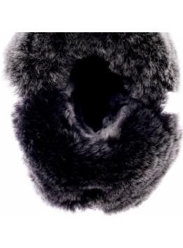 Полусапоги женские Eletra BSEL-4133_83-1/Z зима нат. кожа серый