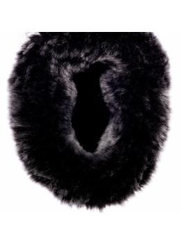 Угги женские Eletra BSEL-5015_904-1/Z зима нат. кожа серебристый