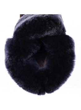 Ботинки женские AmyMichelle AMAM613_99-74-4/Z зима нубук темно-синий