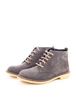 Ботинки женские Eletra 1357000-gri-s