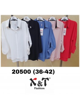 Блузки женские X&T Fashion 20500 (36-42)
