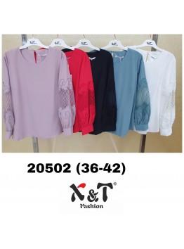 Блузки женские X&T Fashion 20502 (36-42)