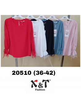 Блузки женские X&T Fashion 20510 (36-42)