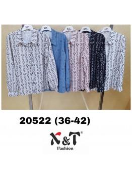 Блузки женские X&T Fashion 20522 (36-42)