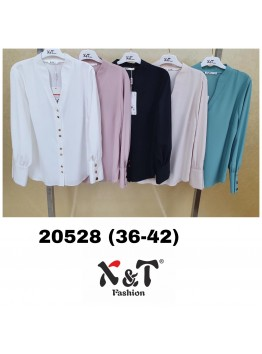 Блузки женские X&T Fashion 20528 (36-42)
