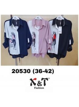 Блузки женские X&T Fashion 20530 (36-42)